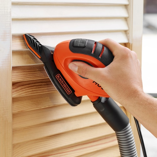 Black and Decker - Slipemus 55W  6 tilbehr - BEW230