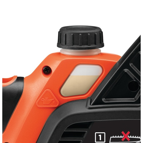 Black and Decker - 36V LiIon kjedesag 20 Ah - GKC3630L20