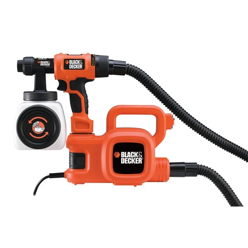 Black and Decker - Malespryte  Gulvbasert - HVLP400