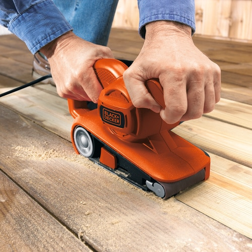 Black and Decker - Bndsliper 720 W 75mm x 457mm - KA86
