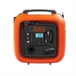 Black and Decker - 12V LUFTPUMPEKOMPRESSOR 11 BAR - ASI400