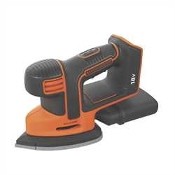 Black and Decker - 18V Slipemus uten batteri - BDCDS18N