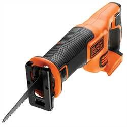Black and Decker - 18V bajonettsag Ingen batteri eller lader - BDCR18N