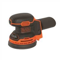Black and Decker - 18V Eksentersliper naken - BDCROS18N
