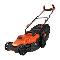 Black And Decker - Gressklmed ergonomisk hndtak ipper 1600W 38CM - BEMW471BH