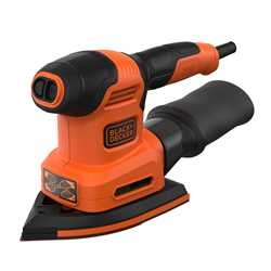 Black and Decker - Multisliper 4 i 1 200W i koffert - BEW200K