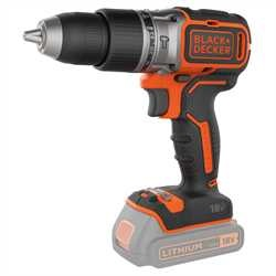 Black and Decker - 18V Lithiumion Brstels 2 Gir Slagdrill uten batteri - BL188N