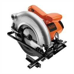 Black and Decker - Sirkelsag 1100 W 55 mm - CD601