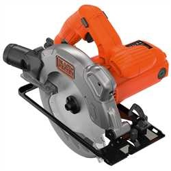 Black and Decker - 1250W 66mm Sirkelsag i koffert - CS1250LK