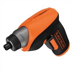 Black and Decker - 36V Litihum Skrutrekker med vinkelsats - CS3652LC