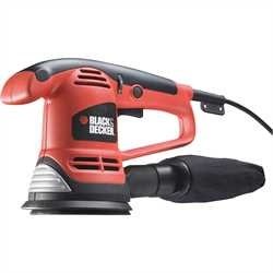 Black and Decker - Eksentersliper 480W - KA191EK