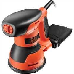 Black and Decker - Eksentersliper 260W - KA198
