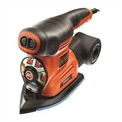 Black and Decker - Multisliper Autoselect 4 i 1  19 tilbehr - KA280K