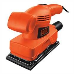 Black and Decker - Plansliper 135 W 13 ark - KA300