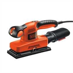 Black and Decker - Plansliper 240 W variabel hastighe 13 ark - KA320EKA