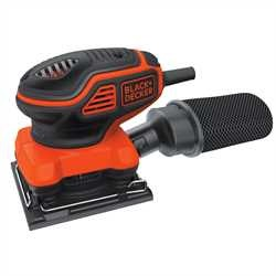 Black and Decker - 220W Plansliper - KA450