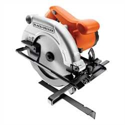 Black and Decker - Sirkelsag 1300 W 65 mm - KS1300