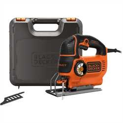 Black and Decker - 620w AutoSelect Stikksag med koffert - KS901SEK