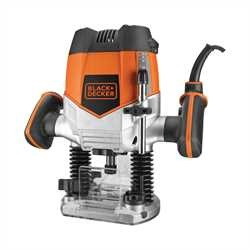 Black and Decker - 1200 W hndoverfres - KW900E