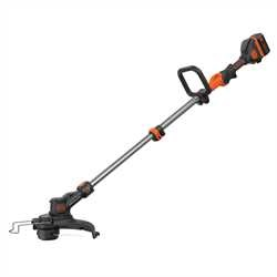 Black and Decker - 36V Brstels LiIon Gresstrimmer 33cm - STB3620L
