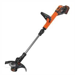Black and Decker - 18V 28CM Easy Feed Gresstrimmer med 1A lader - STC1820EPCF
