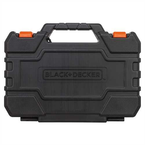 Black and Decker - BORBITSSETT - A7188