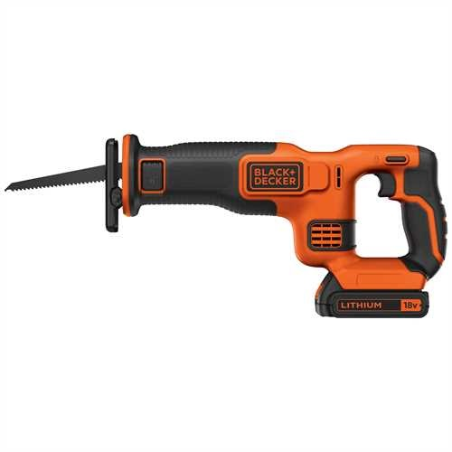 Black and Decker - 18V Bajonettsag - BDCR18