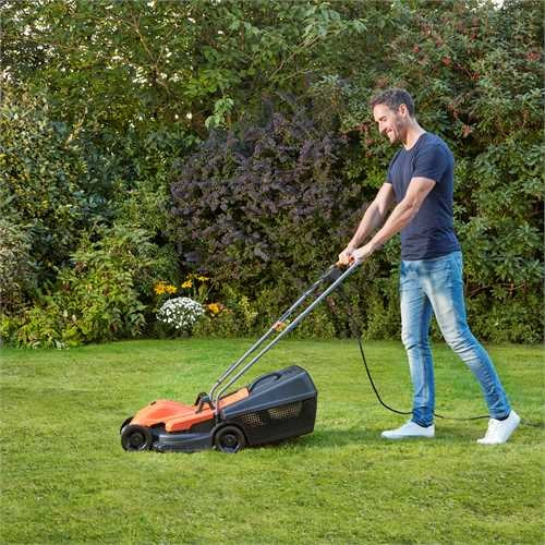 Black and Decker - Gressklipper 32cm 1200W - BEMW451