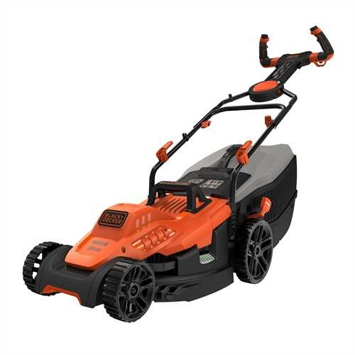 Black and Decker - Gressklipper 1600W 38cm med EasySteer  - BEMW471ES