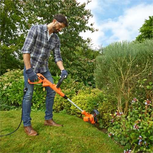 Black and Decker - GRESSTRIMMER 450W 25CM AFS - BESTA525
