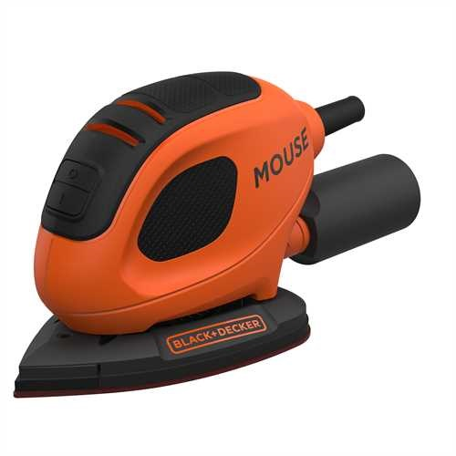 Black and Decker - 55W slipemus  6 slipepapir - BEW230K