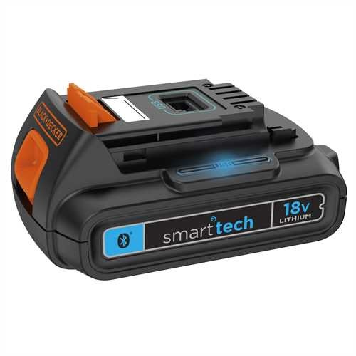 Black and Decker - 18V 15Ah Smart tech Batteri - BL1518ST