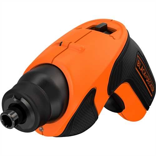 Black and Decker - 36V LiIon Skrutrekker - CS3651LC