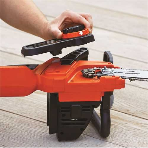 Black and Decker - Kjedesag 18V LiIon 20Ah - GKC1825L20