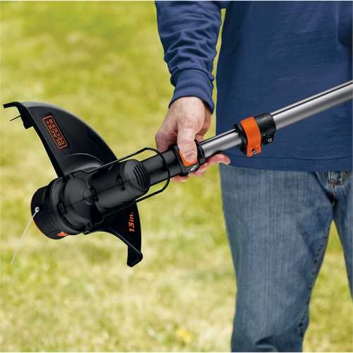 Black and Decker - Gresstrimmer 36V 30cm 2Ah - GLC3630L20