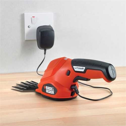 Black and Decker - Gressaks oppladbar 36 V - GSL200
