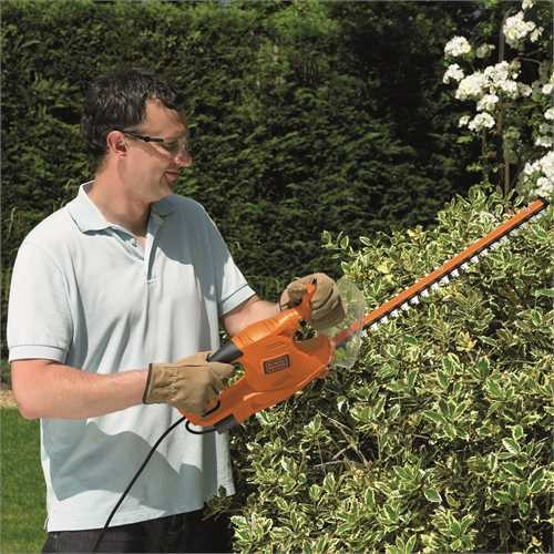 Black and Decker - 450 W Hekksaks 50 cm blad - GT4550