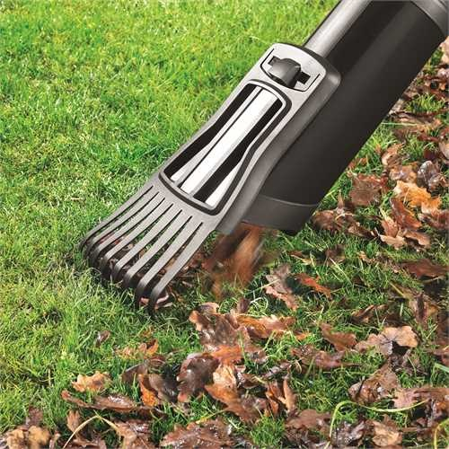 Black and Decker - Lvblser 2800W med rake - GW2838