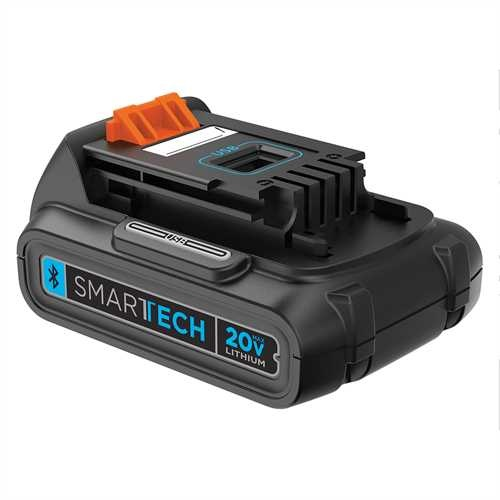Black and Decker - 18V Lvblser Powercommand smartech - GWC1820PST