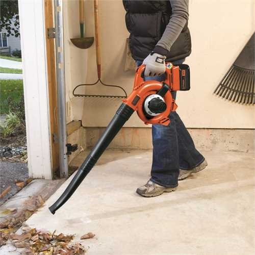 Black and Decker - Lvblser 36V LIION 2Ah - GWC3600L20