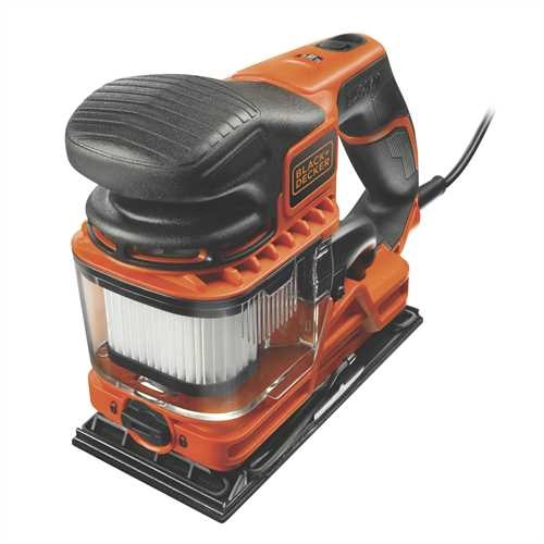 Black and Decker - DUOSAND 270W 13 ark Plansliper - KA330E