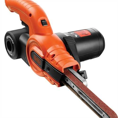 Black And Decker - Superfil Powerfile med 3 stk tilbehr - KA900E