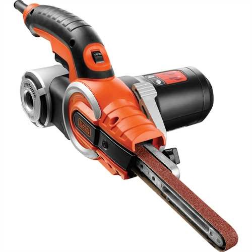 Black and Decker - Superfil med 12 stk tilbehr - KA902EK