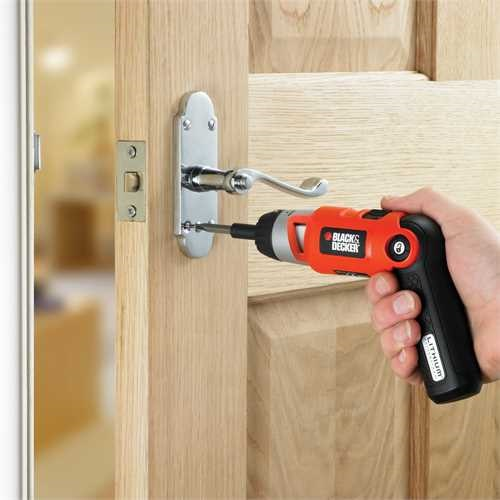 Black and Decker - Skrutrekker 36 V LiIon justerbart hndtak - KC36LN
