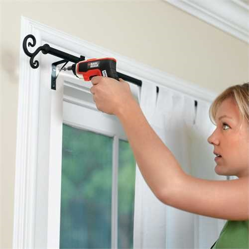 Black and Decker - Skrutrekker 36 V LIION - KC460LN