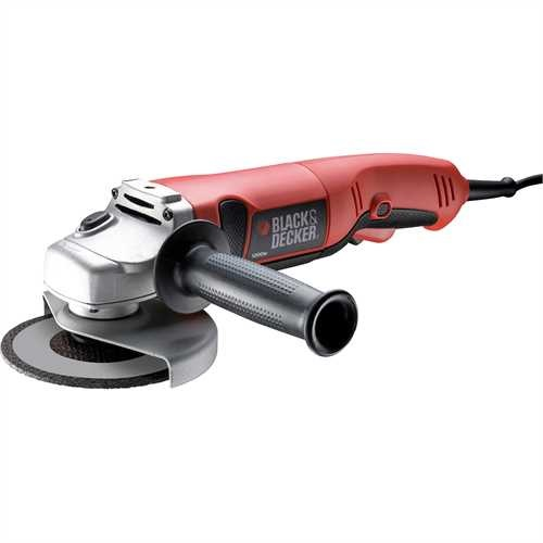 Black and Decker - Vinkelsliper 1200 W 125 mm - KG1200