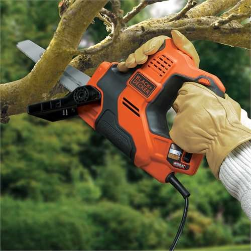 Black and Decker - Hndsag Scorpion 500W Autoselect - RS890K