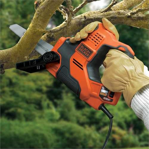 Black and Decker - Autoselect 500W Scorpion hndsag i kartong - RS890