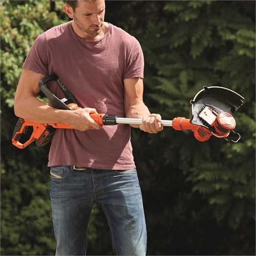 Black and Decker - Gresstrimmer 450W - ST4525