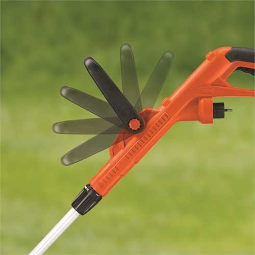 Black and Decker - Gresstrimmer 550W - ST5530